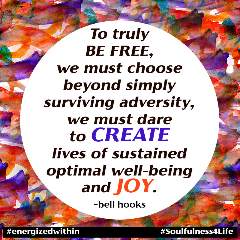 """SOULfirmation:""""I CHOOSE TO CREATE JOY.""""(Close your eyes and repeat slowly in your mind or out loud.Let the words penetrate your soul.) https://t.co/GwylI32rSi #WednesdayWisdom #quotes #inspiration #mindfulness #joy #happiness #soulfulness #choose #create #wellbeing  #empowerment https://t.co/MRRTXF07yx"""