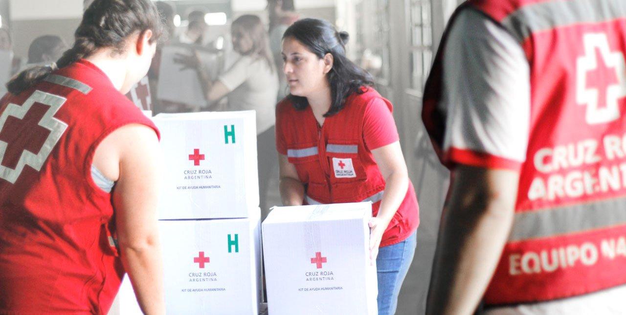 Cristián Bolado Cruz Roja Argentina