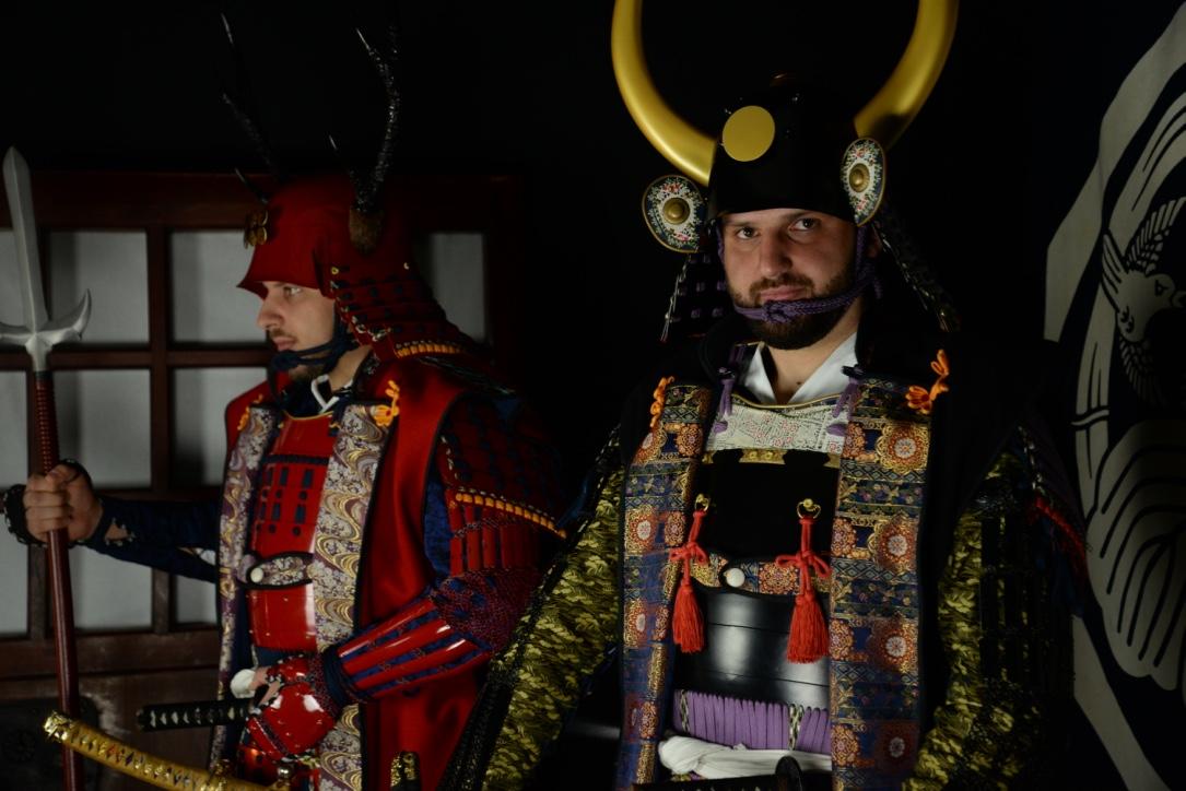 Everythingwushu Real Samurai Armors Combat Ancient Armors