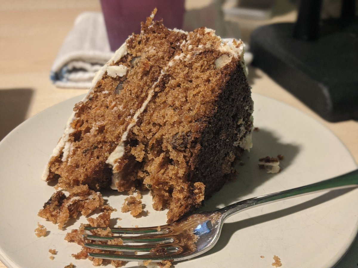 Valerie Bertinelli On Twitter Well Done And May I Add Any Cake With Cream Cheese Frosting Is The Very Best Kind Of Cake