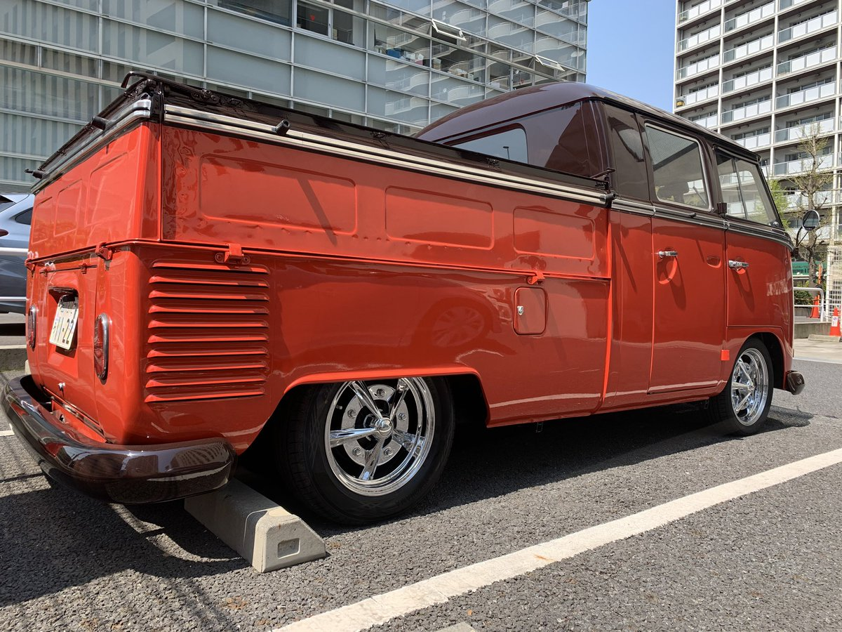 test Twitter Media - The vacation is over soon, and it is time to return to the ship, but I can not go anywhere due to the new coronavirus turmoil, I can only do polishing the car.  I wonder if the new coronavirus riot will soon converge.  #wagen #vw #type2 #vwbus #vwtruck #vwcrewcab #vwdoublecab https://t.co/2T6zJTRsWN