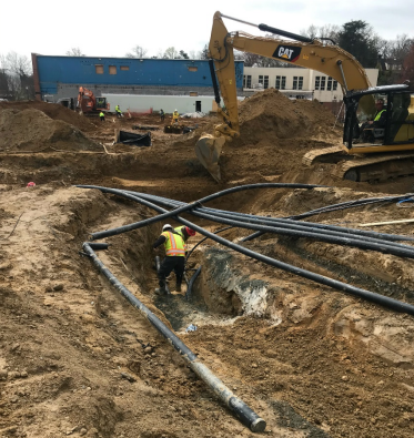 Latest construction 🏗️ update for the new elementary <a target='_blank' href='http://search.twitter.com/search?q=ReedProject'><a target='_blank' href='https://twitter.com/hashtag/ReedProject?src=hash'>#ReedProject</a></a> now available: <a target='_blank' href='https://t.co/StTLqDmiMd'>https://t.co/StTLqDmiMd</a>  Geothermal wells largely complete and foundations started!!      <a target='_blank' href='http://twitter.com/planArlingtonVA'>@planArlingtonVA</a> <a target='_blank' href='http://twitter.com/ArlingtonDES'>@ArlingtonDES</a> <a target='_blank' href='http://twitter.com/APSVirginia'>@APSVirginia</a> <a target='_blank' href='http://twitter.com/ArlingtonVALib'>@ArlingtonVALib</a> <a target='_blank' href='http://twitter.com/WestoverFarmMkt'>@WestoverFarmMkt</a> <a target='_blank' href='https://t.co/Os3Al2wV57'>https://t.co/Os3Al2wV57</a>