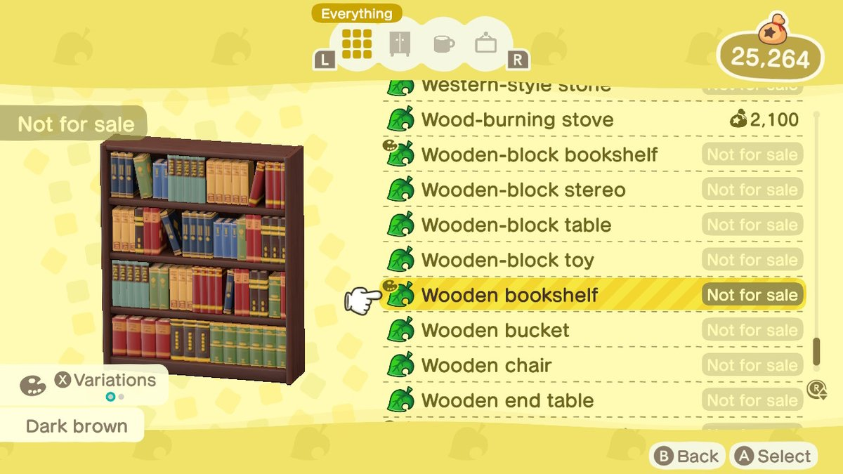 Anyone Got An Extra Wooden Bookshelf Or