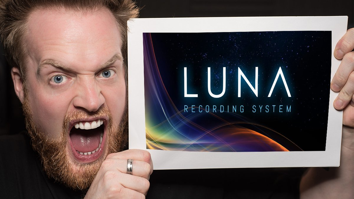 LUNA: The brand new DAW from @UAudio: First Look & Review, w/Audio Examples from their new SHAPE Instrument Sample Library.  FULL VIDEO: https://youtu.be/5dahNTx36Ig   #LUNA #UAD #UniversalAudio #Shape #ShapeSampleLibrary #DAW #BestDaw2020 #DigitalAudioWorkstation #LunaRecordingSystem pic.twitter.com/MRFyMB100p