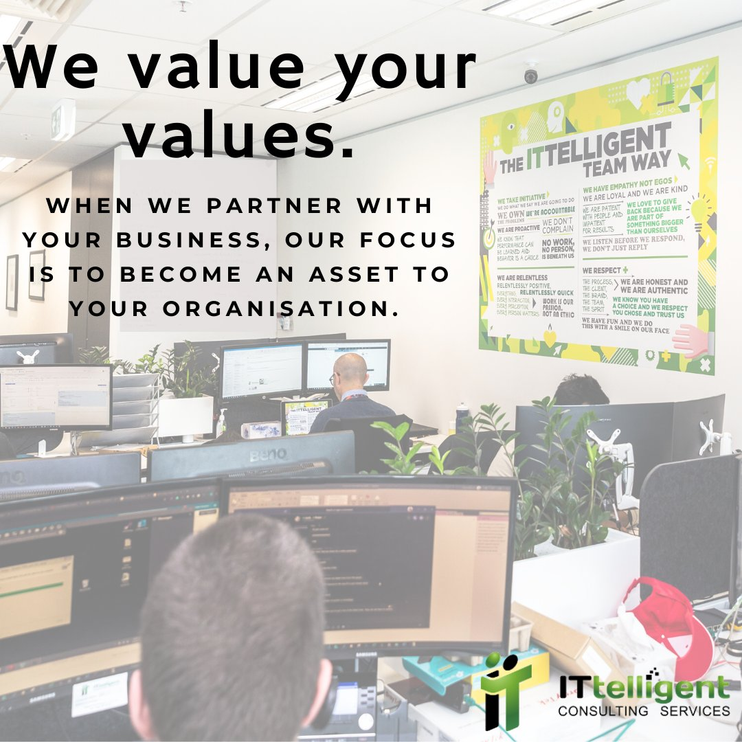 Throwback Thursday to when we all used to work together in the office closely as a team! The #ITtelligentTeamWay is a values board we refer to, that guides us to providing the best service we can.  #tbt #WFH #COVID2019AU #speadgoodness #ITsupportMelbourne #ITsupport Sydney pic.twitter.com/EWKIgjDwKY