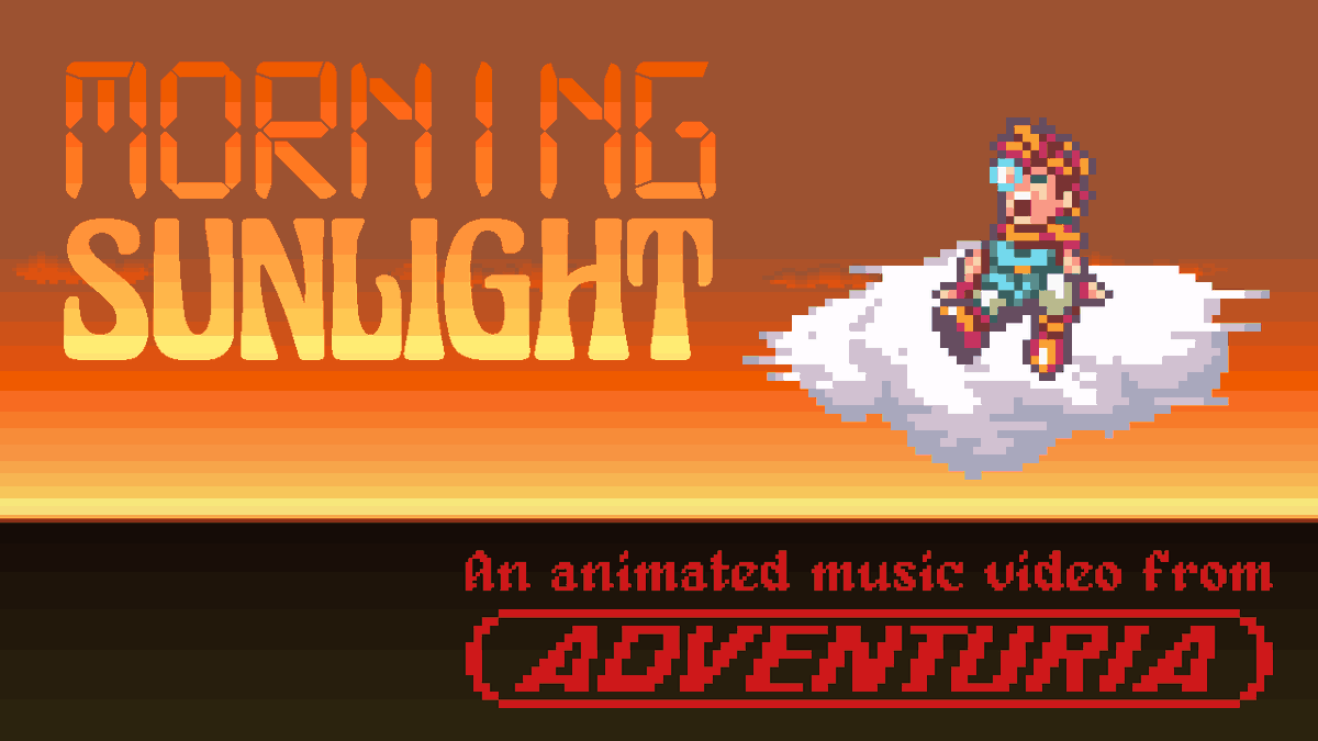 ICYMI here's an awesome #Chronotrigger #musicvideo from #Adventuria! RT plz!  https://youtu.be/Z3L5gW5xOXIpic.twitter.com/668I0ypmSd