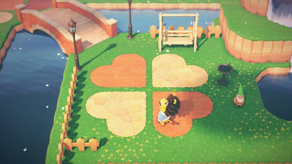 あつ 森 作り方 ハート 池 【あつ森】タイルの作り方【あつまれどうぶつの森】 ゲームエイト