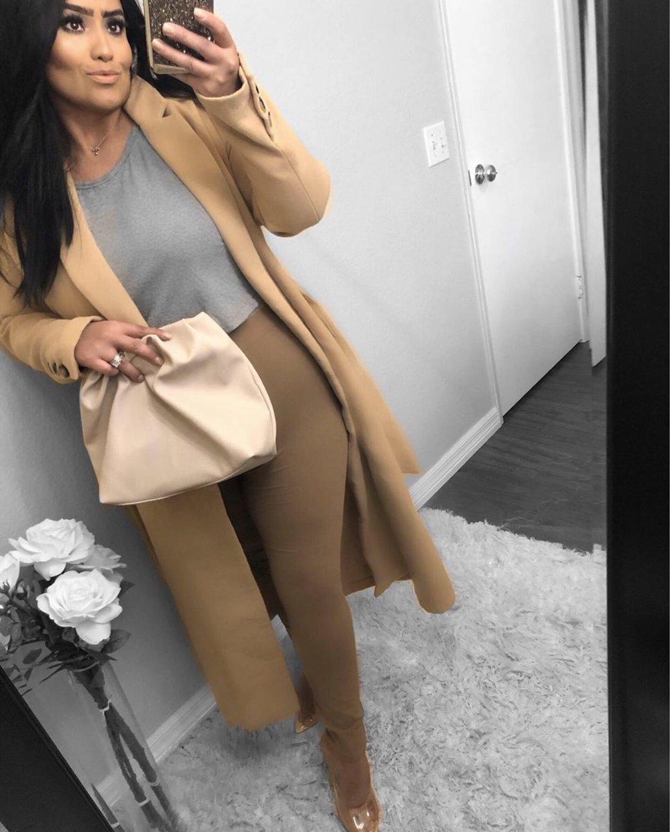 #shop #mylook #LinkInBio #coat #leggins #ootd #outfit #croptop #trend #trendy #fashion #fashionista #heels #sotd #motd #makeup #bag #curvylady #curvyfashion #style #stylish #lookbook #tall #short #fashionblogger #styleblogger #beautyblogger #outfitidea #outfitinspo #outfits