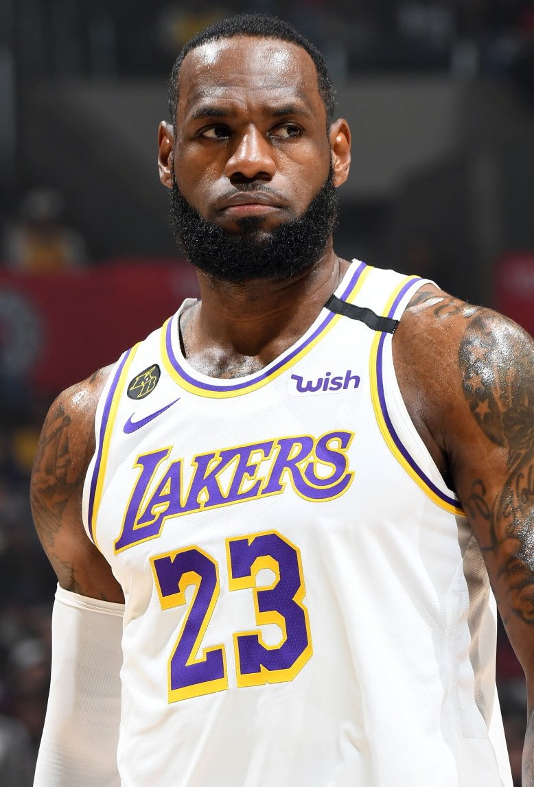 """I don't think I would be able to have any closure if we did not have an opportunity to finish the season.""  -LeBron James (h/t @taniaganguli )"