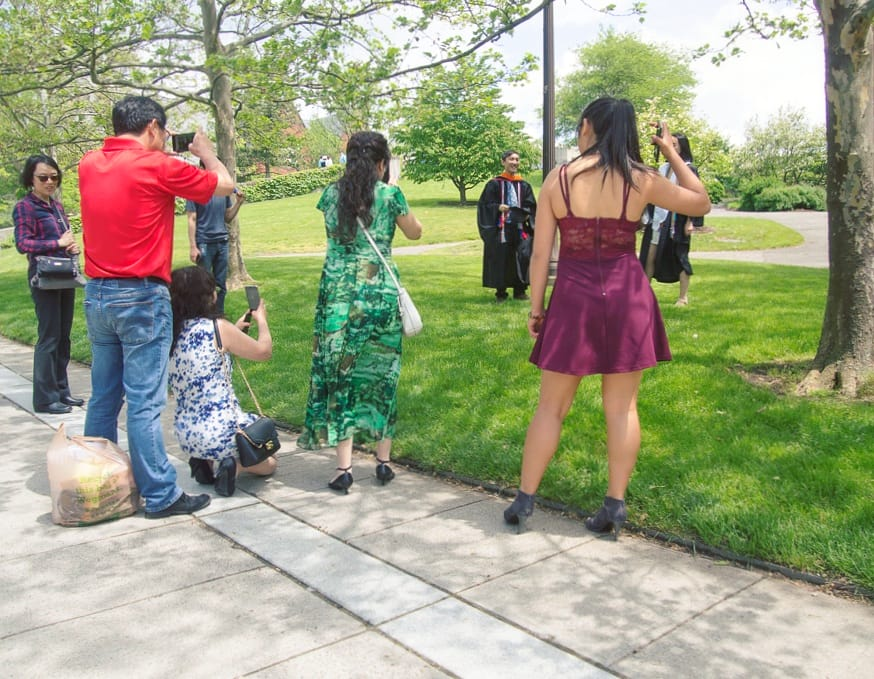 Cornell Graduation (May 2019) #eventphotography #streetphotography #colorphotography #candidphotography #cornelluniversity #graduation