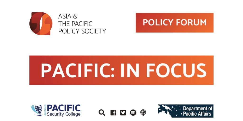 Pacific #InFocus | https://t.co/idGvwbUkxP  Brimming with potential, the #Pacific is also facing some of the world's thorniest policy problems.  In this special section created with @anudpa & the Australia Pacific Security College, we dig deep into the region & its future. https://t.co/iWRtkDc69E