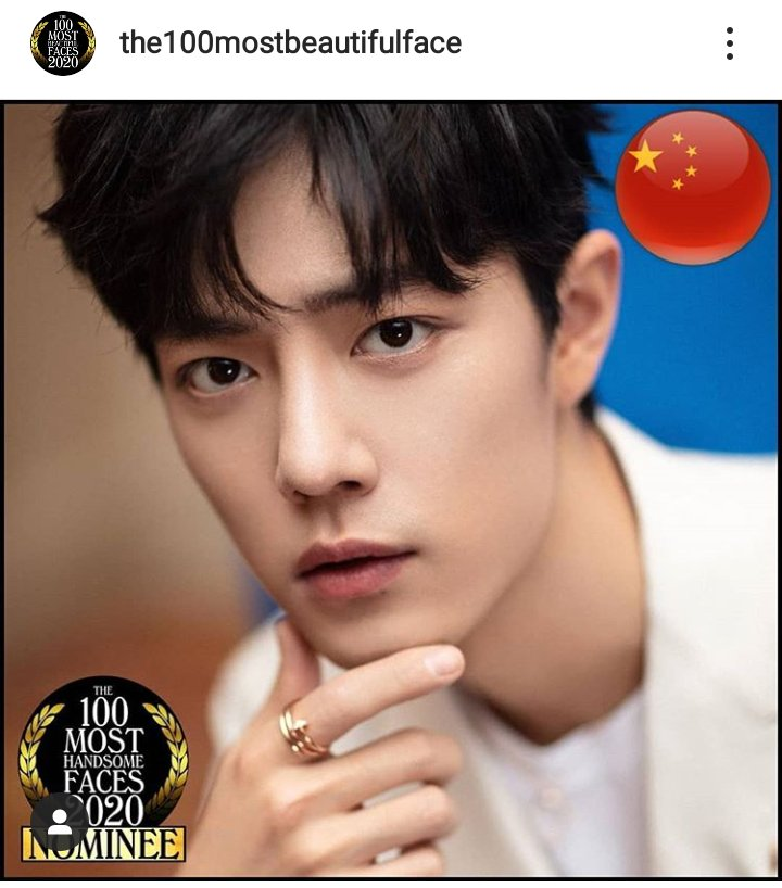 100 THE MOST HANDSOME FACE 2020  ติดโพลแล้วช่วยกัน Like ment & share เยอะๆนะคะ **Ment & share อย่าลืมติด# **  You are my smile #xiaozhan #mosthandsomemen2020 #singer #actor #xnine #mosthandsomeface    #เซียวจ้าน  #シャオ・ジャン #ရှောင်းကျန #샤오잔  #肖戰