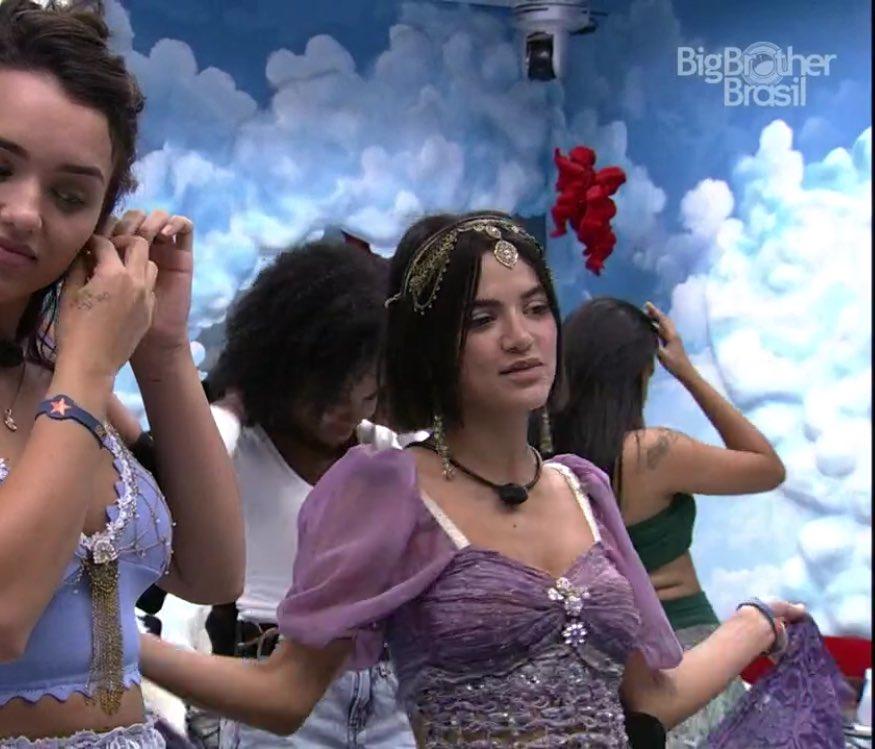 cosplay da princesinha sofia #BBB20