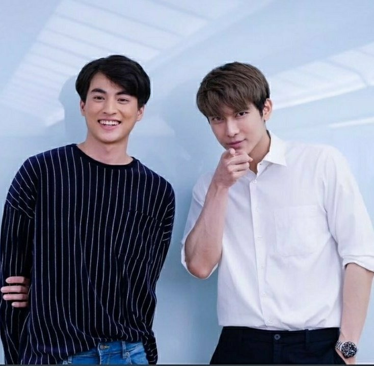 Anyone who has seen this series could believe this: the universe and all the stars really aligned perfectly the day Mew Suppasit and Gulf Kanawut got casted as TharnType. This pairing has the sort of chemistry that truly happens once in a lifetime. It's destiny's power move.