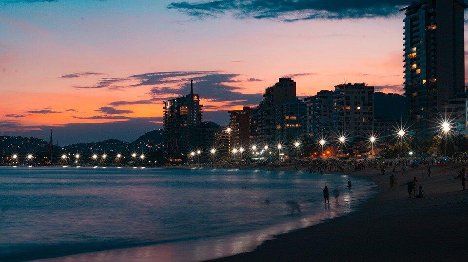 Acapulco Sunset Mexico  #retweet #follow #travel #vacation #destination #world #wanderlust #adventure #nature #view #phototravelz