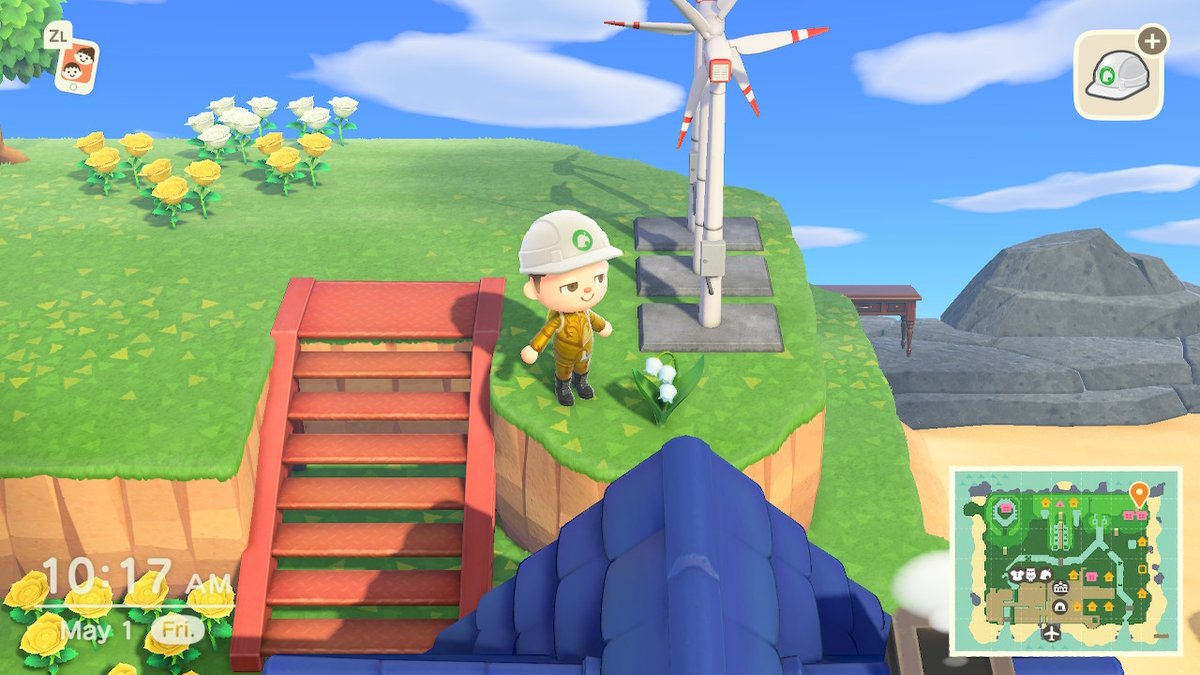 Ryan On Twitter This Is A Lily Of The Valley Plant They Will Spawn If You Maintain A 5 Star Rating Town Animalcrossing Acnh Nintendoswitch Https T Co Xykj8yiymz