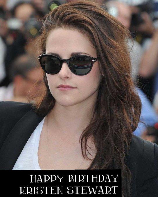 Happy Birthday Kristen Stewart
