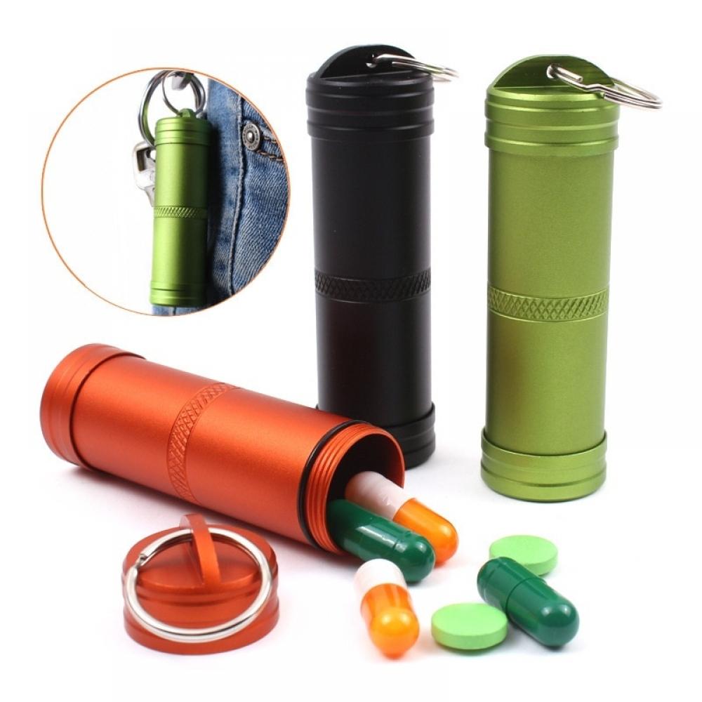 #wilderness #lake Portable Waterproof Durable Aluminum Pill Box pic.twitter.com/OXVHjXwAJT