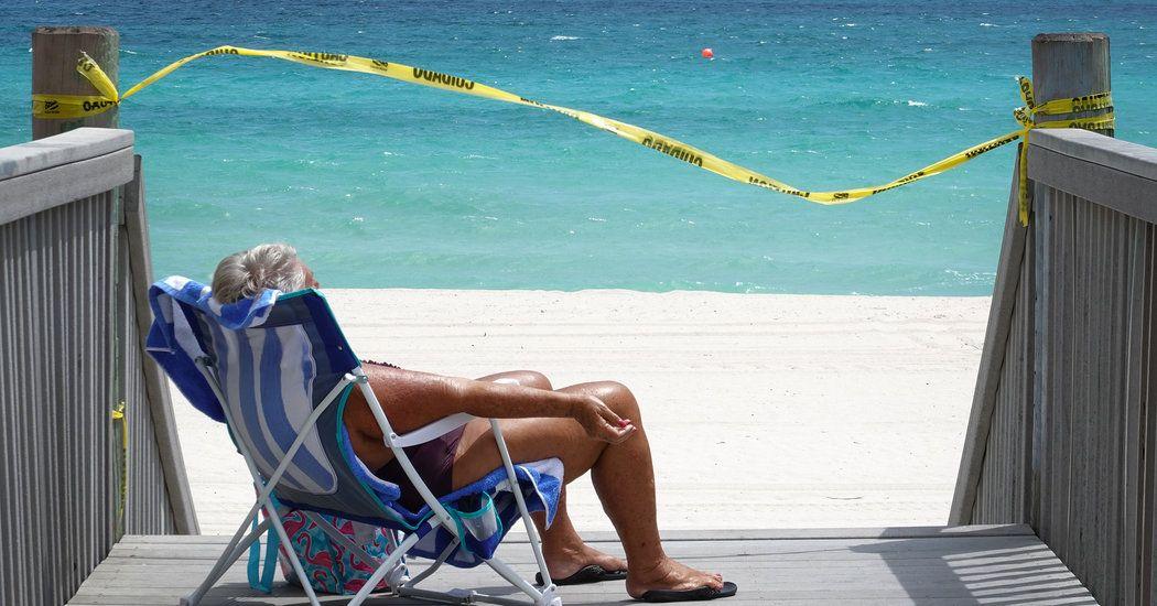 Summer Heat May Not Diminish Coronavirus Strength nytimes.com/2020/04/08/hea…