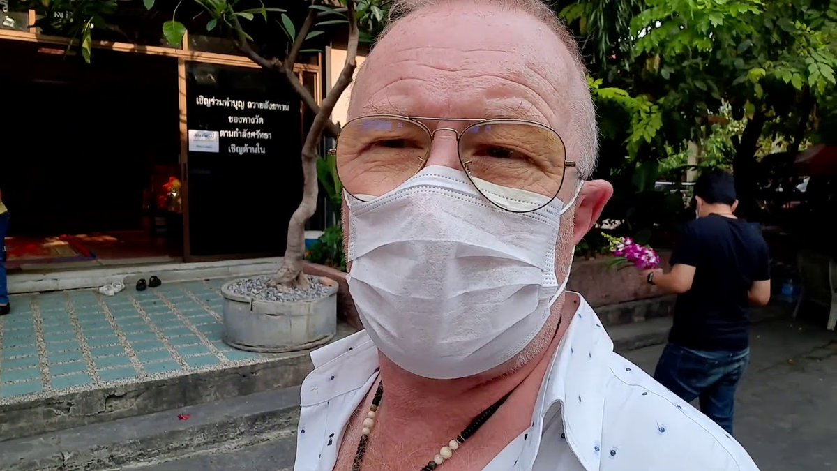 Coronavirus April 1at 2020 Bangkok  | Walking in Bangkok  #SoutheastAsiaDestinations #SoutheastAsiaTour #SoutheastAsiaTravel #SoutheastAsiaTrip #SoutheastAsiaVacation #YouTube  https://www.laviezine.com/77101/coronavirus-april-1at-2020-bangkok-walking-in-bangkok/ …   .pic.twitter.com/M0luAvBFuk