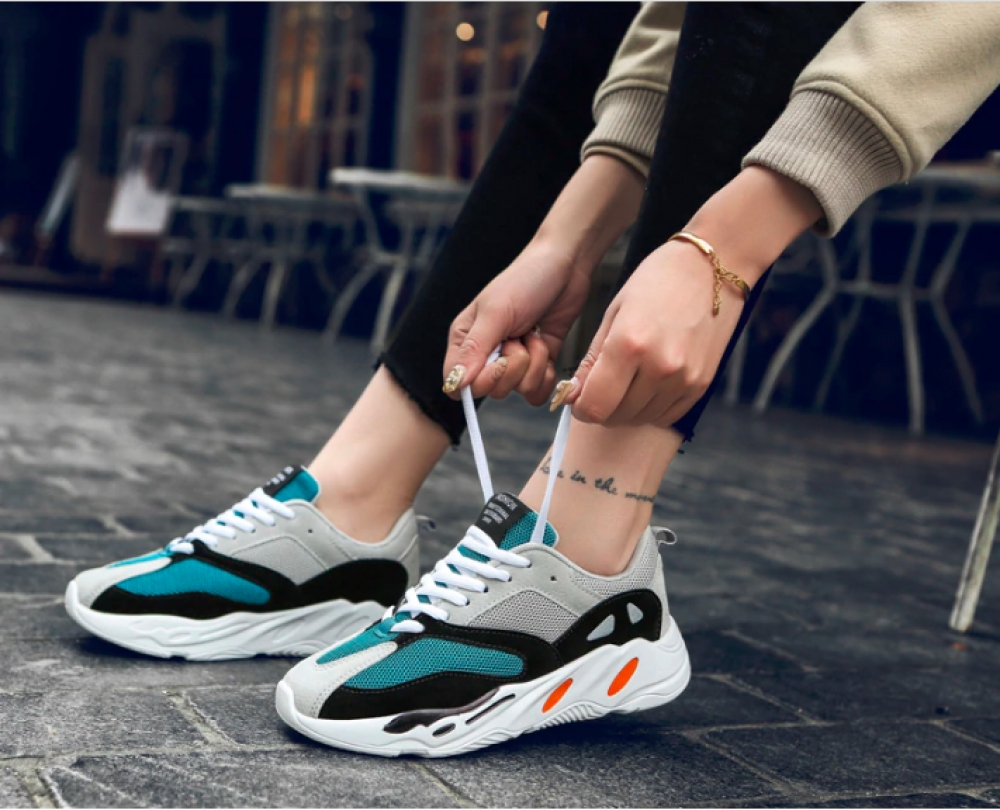 #fitnessmodel Mesh Mixed Color Sneakers pic.twitter.com/2YE7fcjmLH