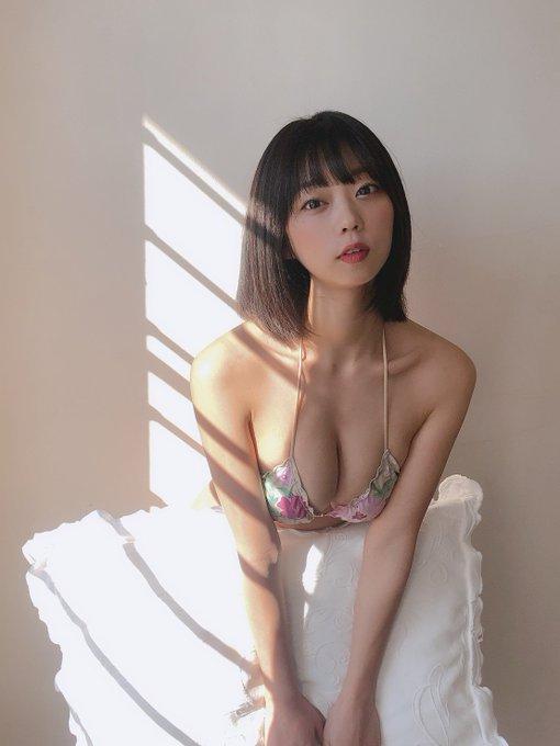 グラビアアイドル青山ひかるのTwitter自撮りエロ画像49