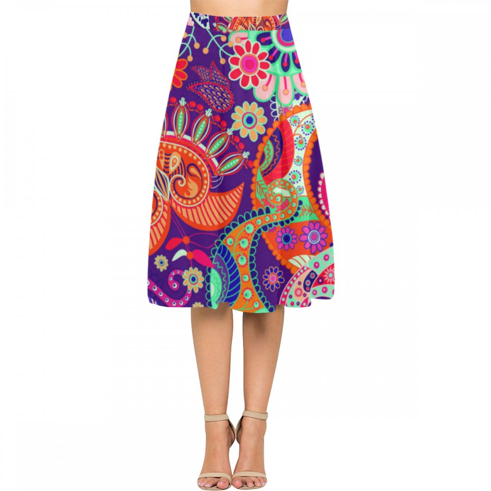 Modern Design Crepe Skirt  Beautify Your Looks. Visit our website.  #picoftheday #selfie #summer #friends #girl