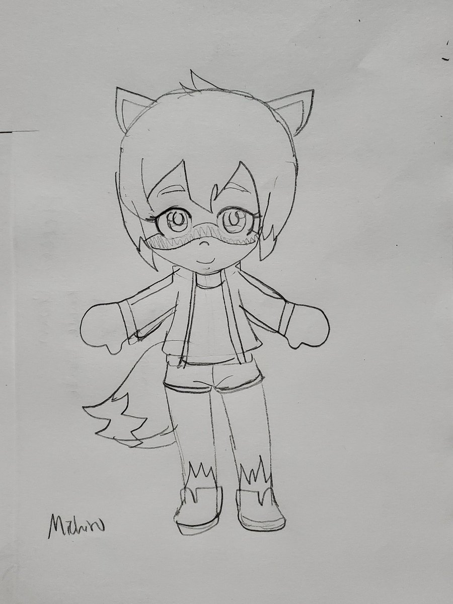 Andy Cooley On Twitter I Haven T Even Seen It Yet But I M Already Having Stuff Made Because Of It Here S A Rough Sketch Of A Michiru Plushie I M Having Made Https T Co 1d5jq2nbnt