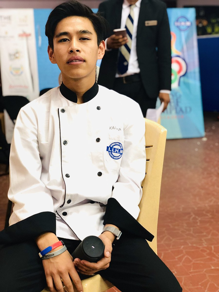 """No one is born a great cook, one learns by doing."" #aspiringchef #chef #cheflife #cook #culinary #Hospitality #food #goodvibes #iihm #iihmbangalore"