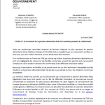 Image for the Tweet beginning: Le #COVID19 bouscule la vie