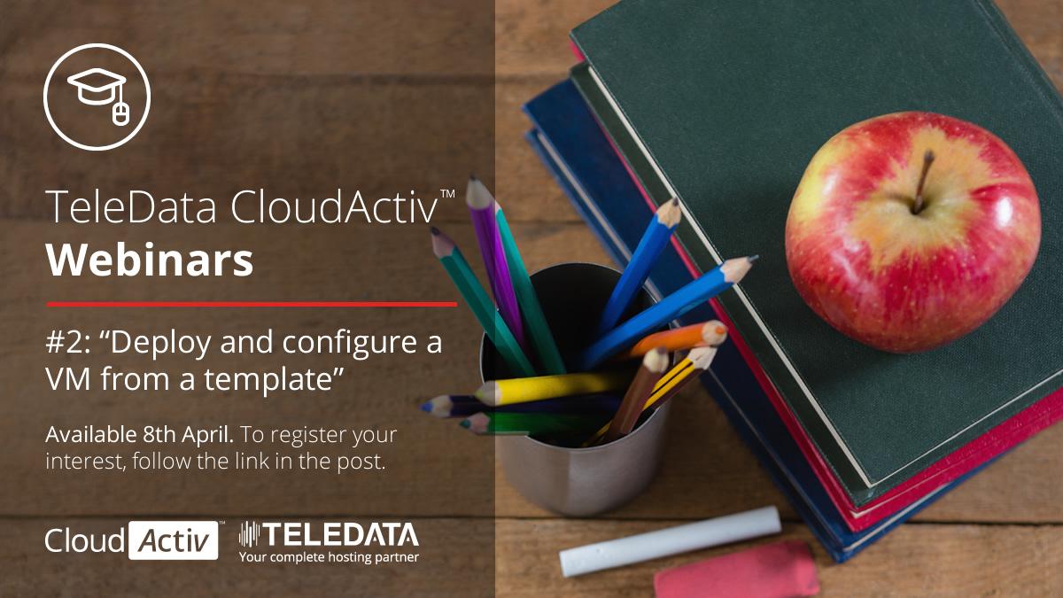 NOW LIVE Access on-demand here https://www.teledata.co.uk/webinar-cloudactiv-register…  #webinar #cloudhosting #cloudcomputing @cloudactivpic.twitter.com/i73Fr0rT35