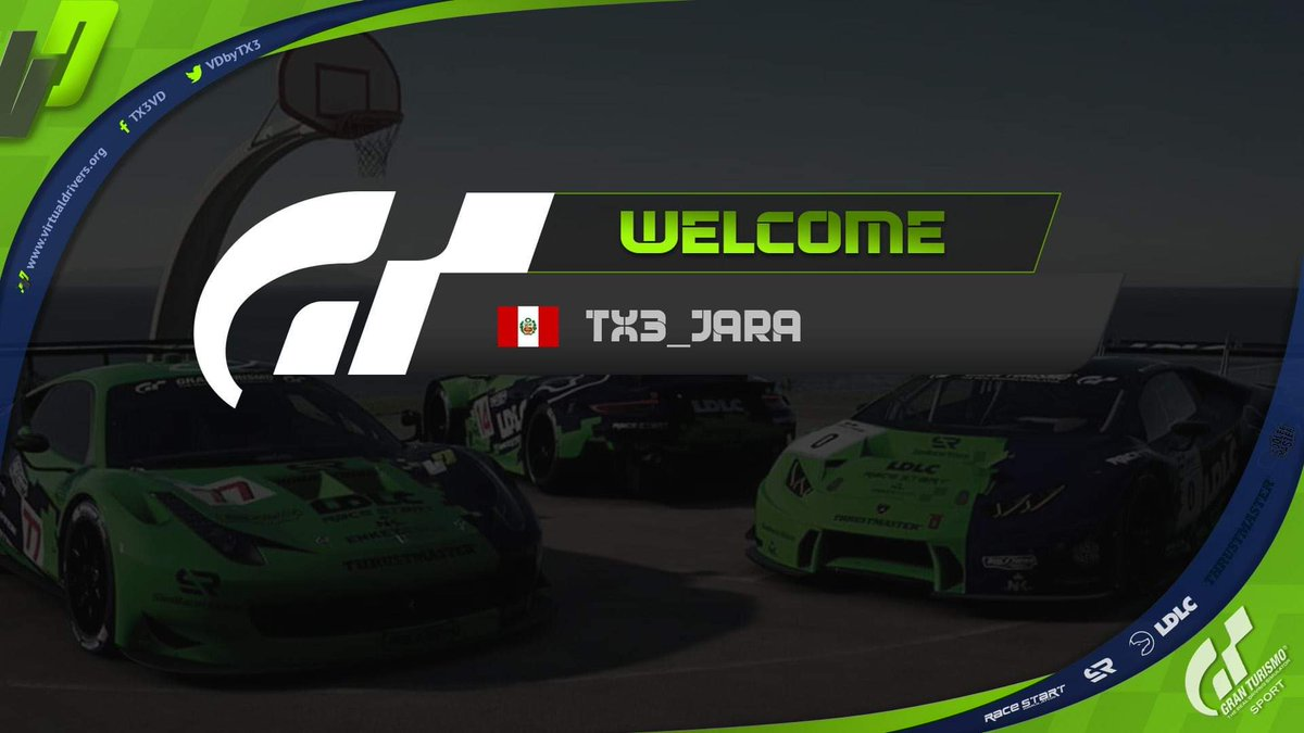 And for our last recruitment from the South American side, for @Thegranturismo, I announce the arrival of @TX3_jara  for the  @vdbytx3gt!  welcome, we wish you the best here!  @TMThrustmaster @LDLC_OL @LDLC @simracer_store https://twitter.com/VDbyTX3/status/1248135093748719616/photo/1pic.twitter.com/Uc0CmlBGnHpic.twitter.com/BZXsqtk81v