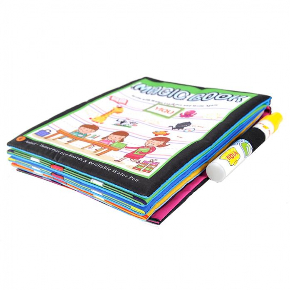 #gamer #tagsforlikes Magic Water Drawing Book with Pen pic.twitter.com/ImZha2MZ27
