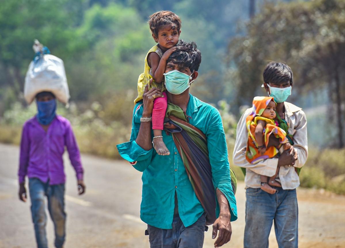 "Veeru Murugappan on Twitter: ""The impact of #COVIDー19 has left ..."