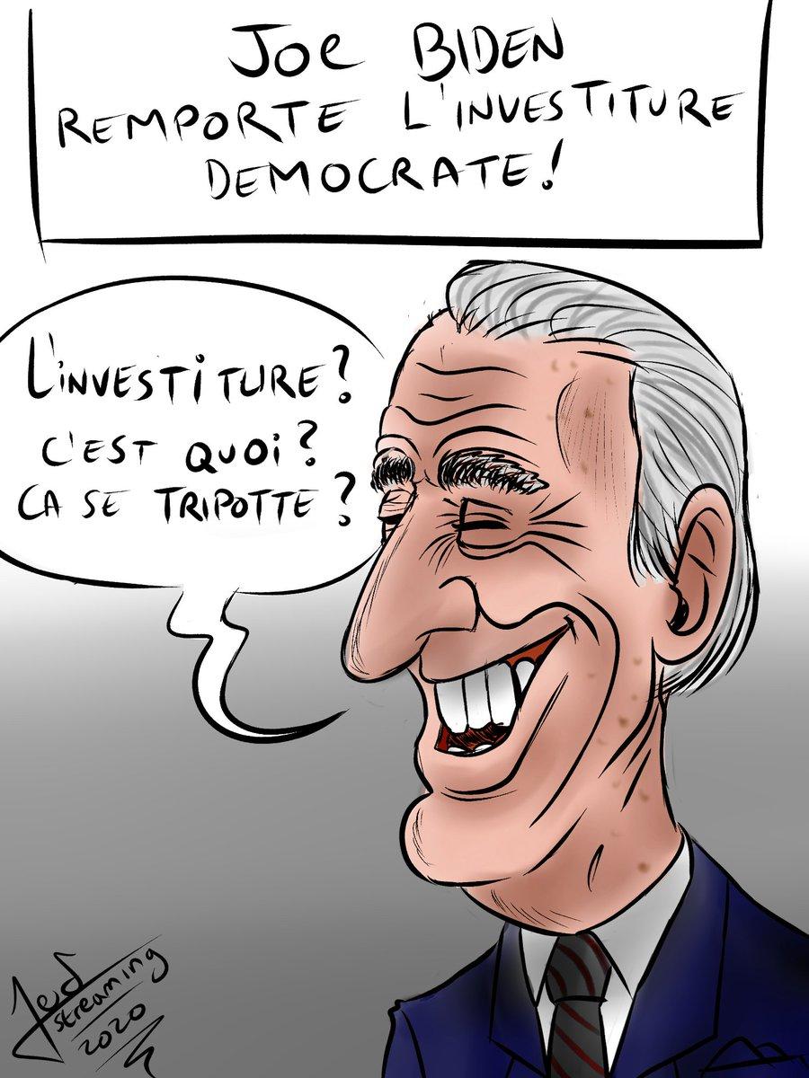La caricature du jour! Caricature de la fatigue un peu, devant la Matinale d' @Ostpolitik  Qui lui est visiblement increvable XD.pic.twitter.com/3WPgn6xOTh