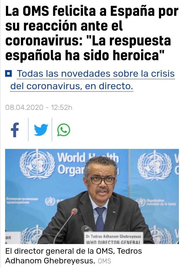 """Abascal dice que el Gobierno ha hecho """"la peor gestión del mundo en esta tragedia"""". La realidad 👇🏽 https://t.co/uu8A8LEKGy"""