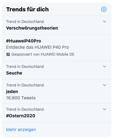 #ostern2020