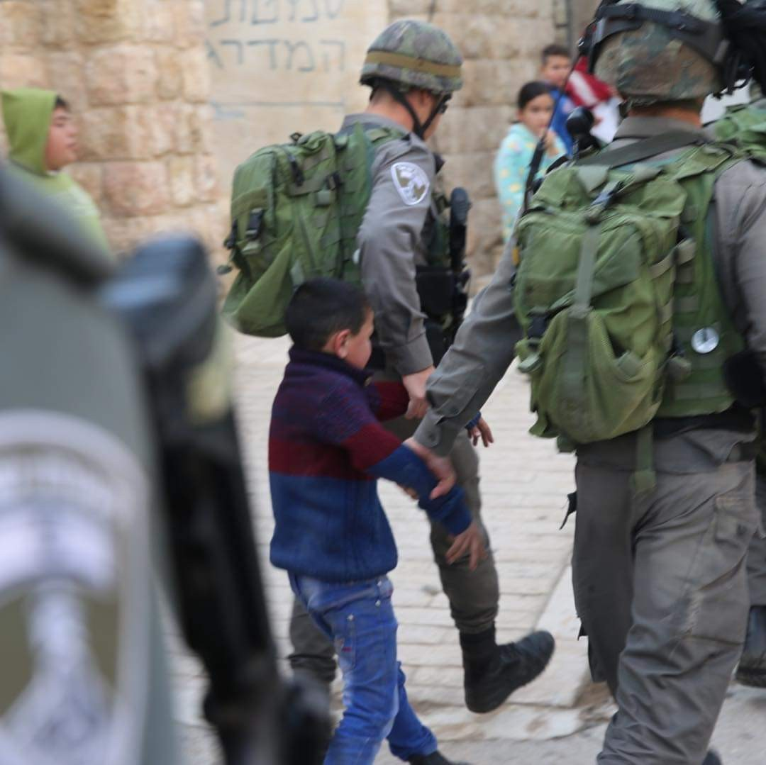 On Childrens Day, where are the rights of #Palestinian_children? #ChildrensDay