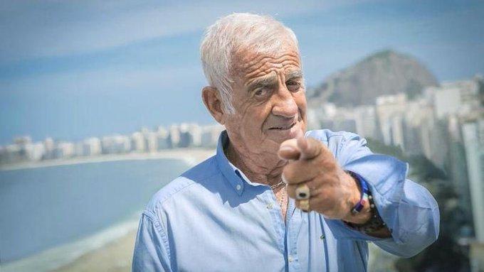 Happy birthday Jean-Paul , 87 ans.   On t aime