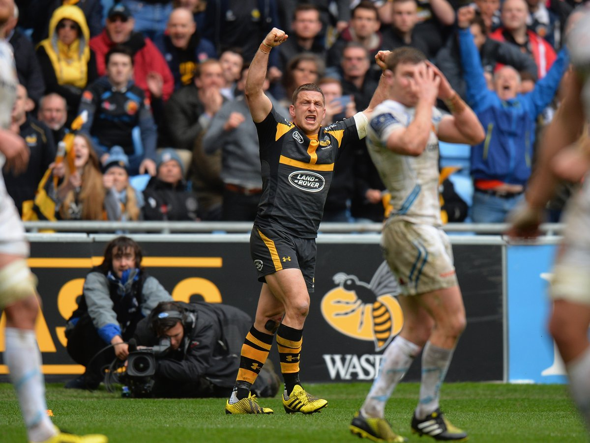 Wasps Rugby @WaspsRugby