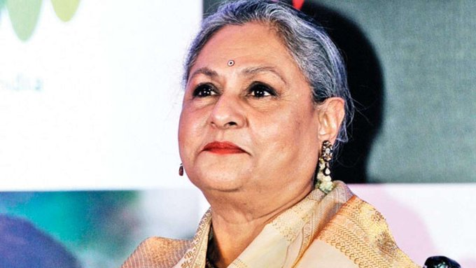 Wishing a very Happy Birthday to the elegant and beautiful, Jaya Bachchan Mam...