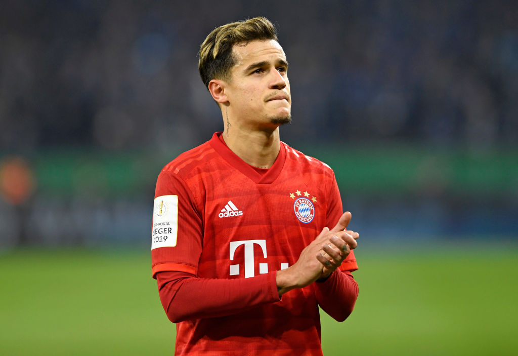 Chelsea are in talks to sign Barcelona and Brazil midfielder Philippe Coutinho. The 27-year-old former Liverpool player is currently on loan at Bayern Munich. (Sport) pic.twitter.com/21HPbFHEgD