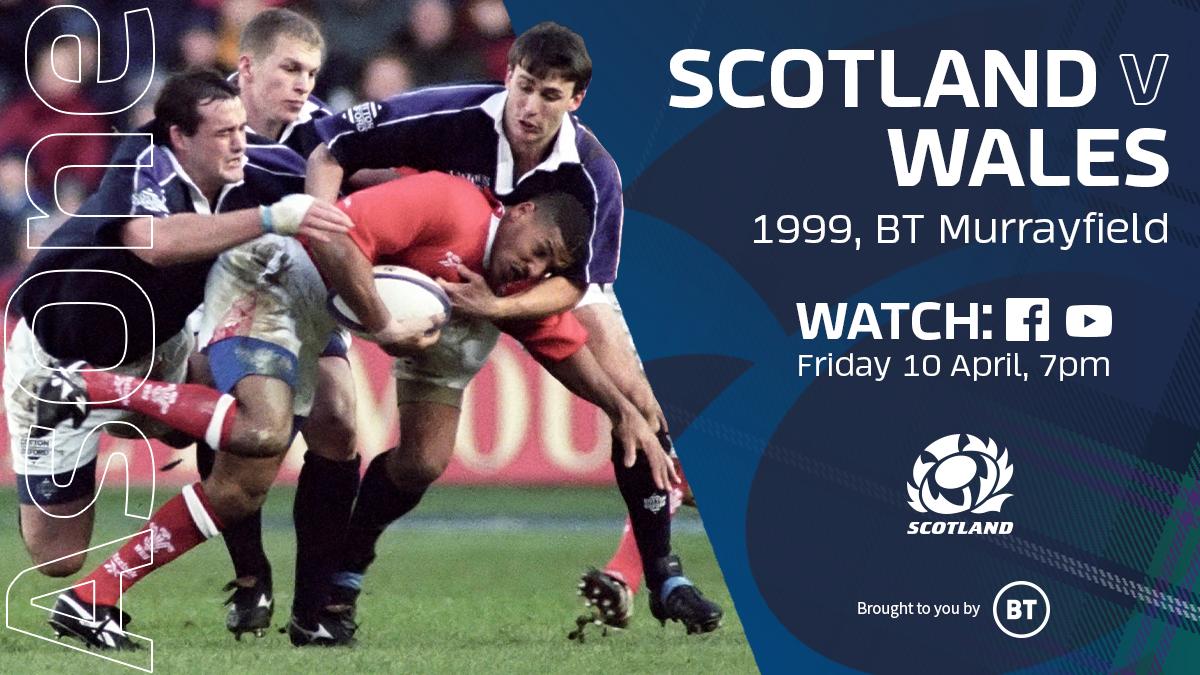 Scottish Rugby @Scotlandteam