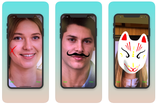 * Can be used on iPhone and iPad with CPU of A12 or higher.  Make selfie fun with AR. Add various things to the face with AR. For those who are tired of ordinary selfie!  https://apps.apple.com/jp/app/ar-mask/id1503618059?l=en…  #ARMASK #AR #cosplay #facepaint #selfie #anime #animefans #myanimeforlife #babymetalpic.twitter.com/f938uQKwVS