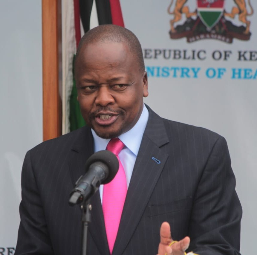 Today's daily briefing by either Health CS Mutahi Kagwe or CAS Mercy Mwangangi is expected this afternoon from 2.30pm onwards. https://t.co/m5h4qlpBHw