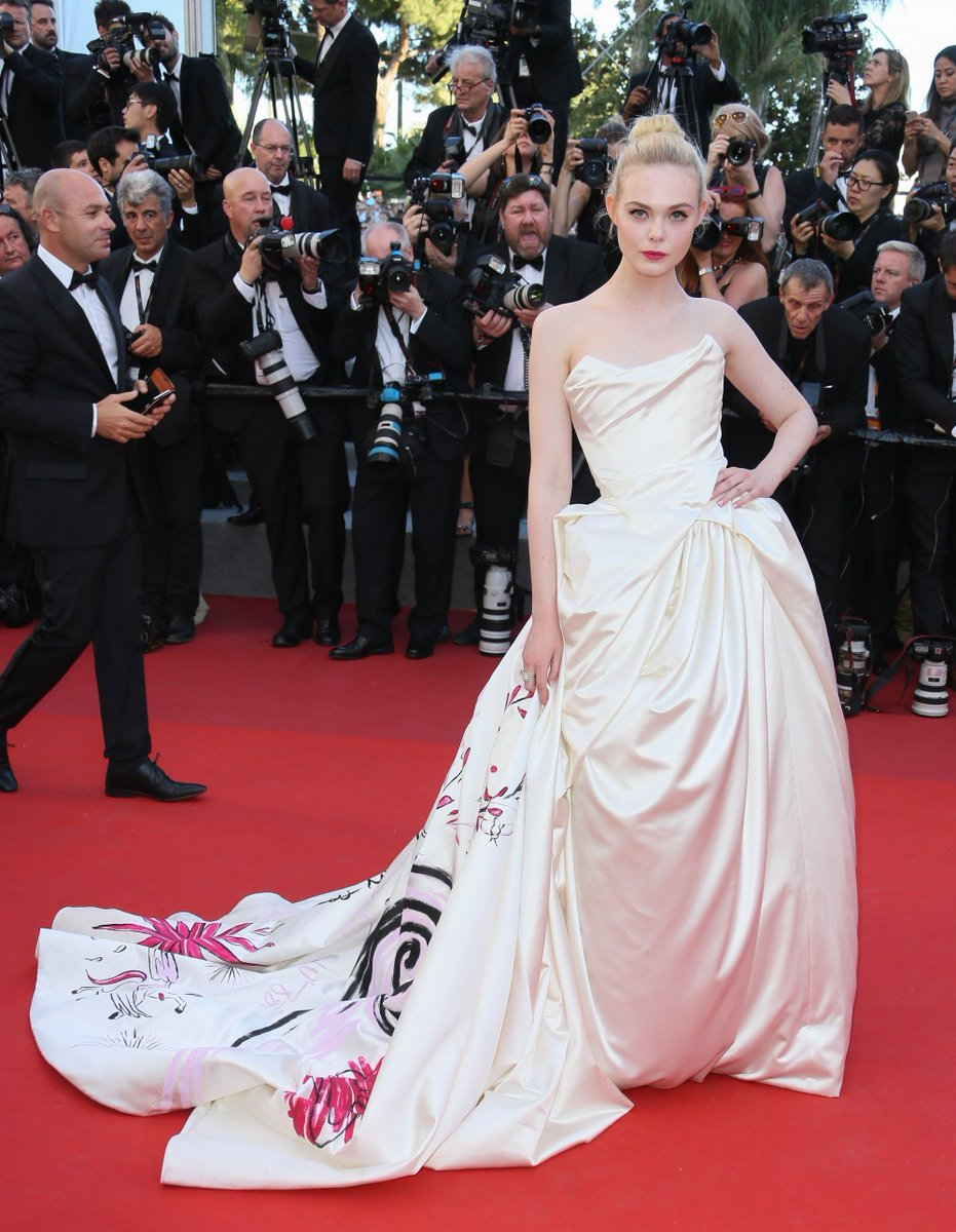 Les plus belles robes d'Elle Fanning sur le tapis rouge