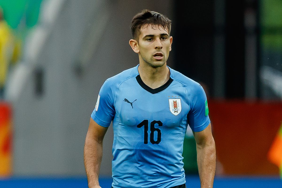 Man City Xtra On Twitter Uruguay U23 Midfielder Nicolas Acevedo Had Medical At Manchester City S Training Ground Ahead Of A Move To New York City Fc From Liverpool Fc In Montevideo Over
