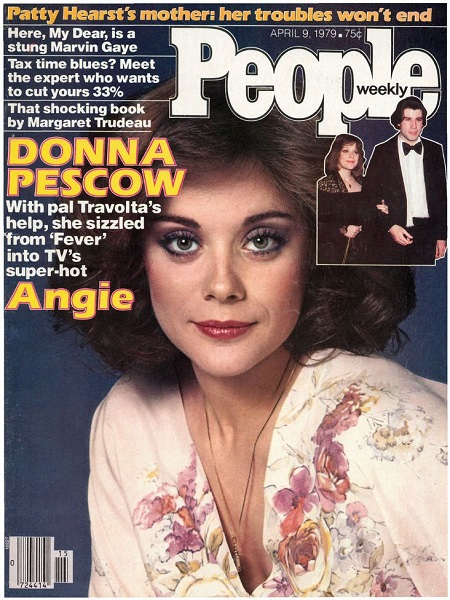 #DonnaPescow, of the sitcom #Angie, was the feature cover photo of #People magazine on this date in 1979. pic.twitter.com/v7pj0xJVYe