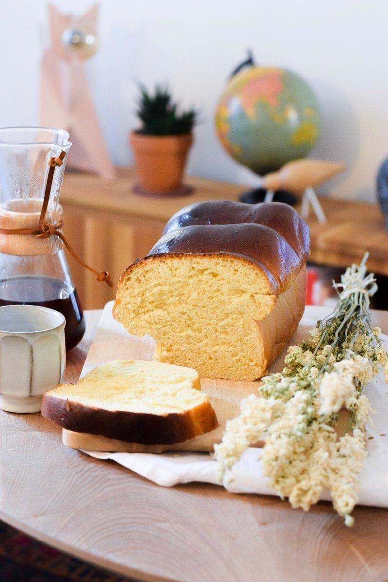 """NEW ! """"Brioche Hokkaido"""" sur le blog ! Une brioche japonaise si moelleuse que vous n'en reviendrez pas (; https://t.co/KJz0y5otv2 #food #recipe #japan #japanesefood https://t.co/RsQyTzCeFP"""