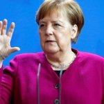 Image for the Tweet beginning: Eurogruppo, Merkel: no a eurobond